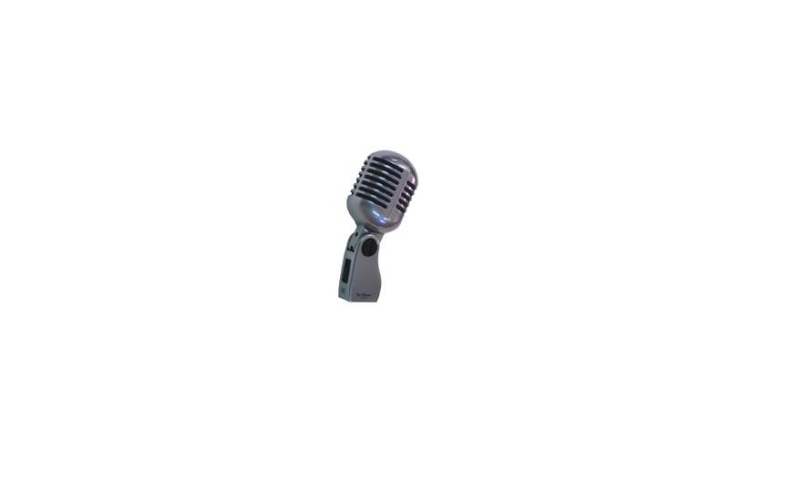 Balanced Dynamic Retro Microphone